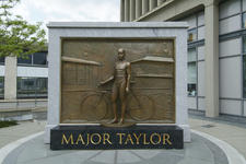 Major Taylor Monument